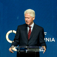 Bill Clinton, USC, Banc of California
