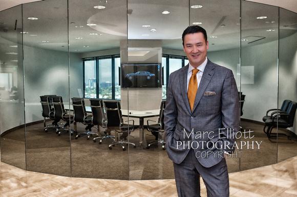 Marc Elliott Photography Business Portraits Darren